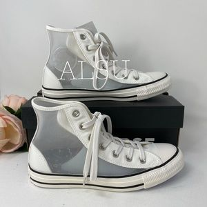 Converse Chuck Taylor AS High Top Vintage White W
